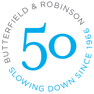 50th Anniversary - Butterfield & Robinson