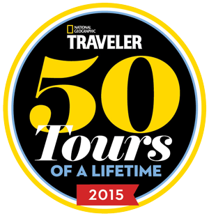 National Geographic Traveler | 50 Tours of a Lifetime 2013