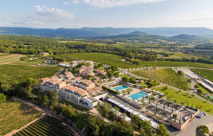 Best Luxury Hotels in Provence, La Coquillade Gargas