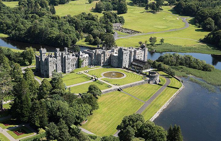 Ashford Castle Cong, Best Luxury Hotels in Ireland