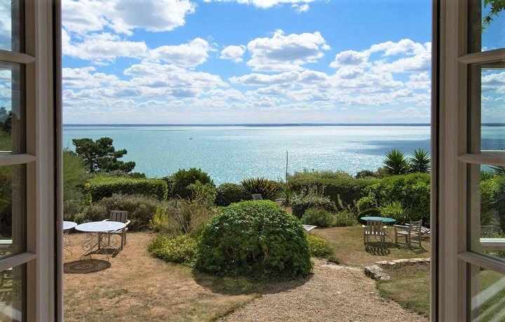 Best Luxury Hotels in Normandy & Brittany, Maisons de Bricourt Brittany