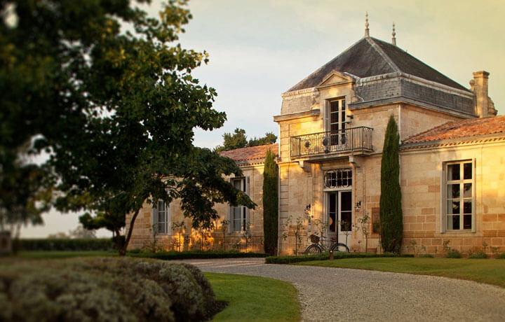 Best Luxury Hotels in Bordeaux & Dordogne, Château Cordeillan-Bages Pauillac