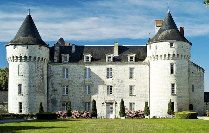 Best Luxury Hotels in Loire Valley, Château de Marçay Chinon