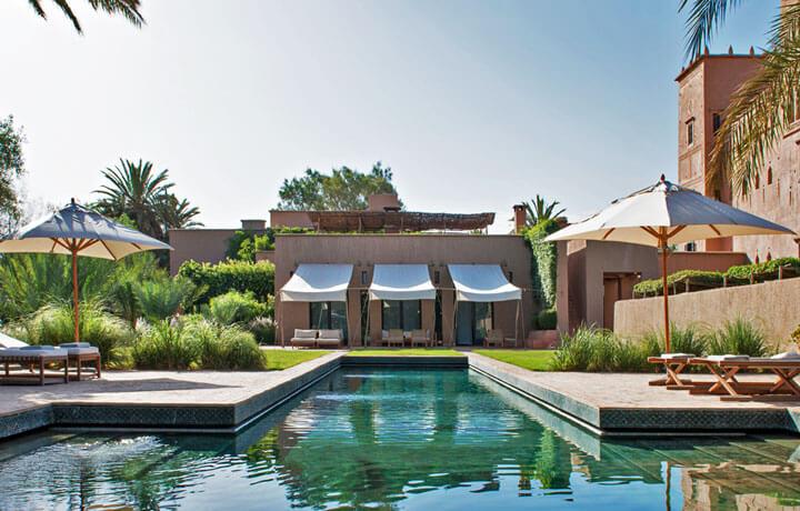 Best Luxury Hotels in Morocco, Dar Ahlam Province de Ouarzazate