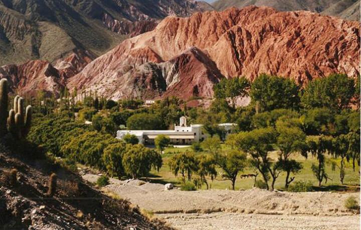 Best Luxury Hotels in Argentina, El Manantial Del Silencio Purmamarca