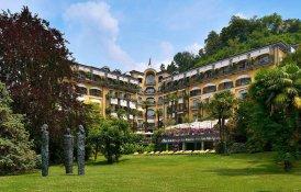 Best Luxury Hotels in Lakes District, Grand Hotel Villa Castagnola Lugano