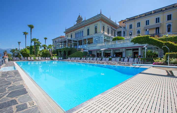 Best Luxury Hotels in Lakes District, Grand Hotel Villa Serbelloni Bellagio Como