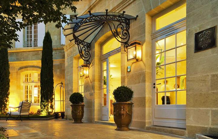 Best Luxury Hotels in Bordeaux & Dordogne, Hostellerie de Plaisance St-Émilion