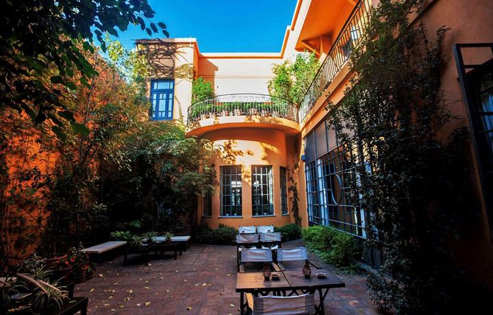 Best Luxury Hotels in Argentina, Hotel Legado Mitico Salta