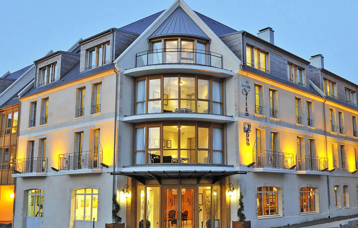 Best Luxury Hotels in Normandy & Brittany, Hotel Villa Lara Bayeux
