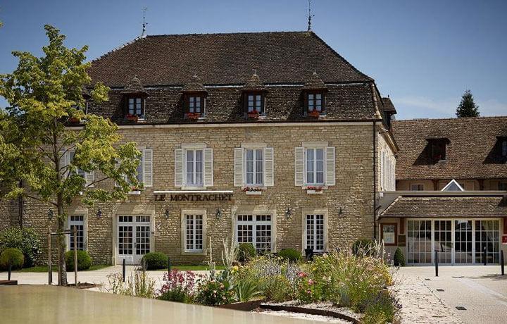 Best Luxury Hotels in Burgundy, Hotel le Montrachet Puligny Montrachet