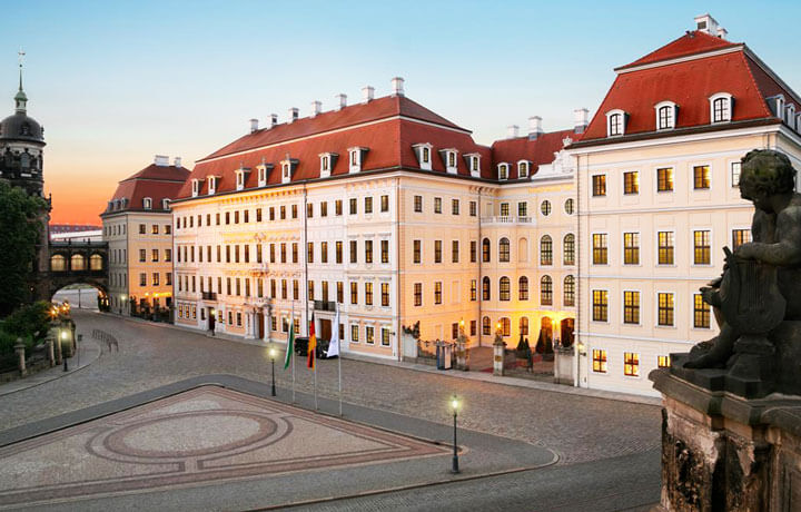 Kempinski Taschenbergpalais Dresden, Best Luxury Hotels in Germany