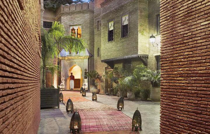 Best Luxury Hotels in Morocco, La Sultana Marrakech