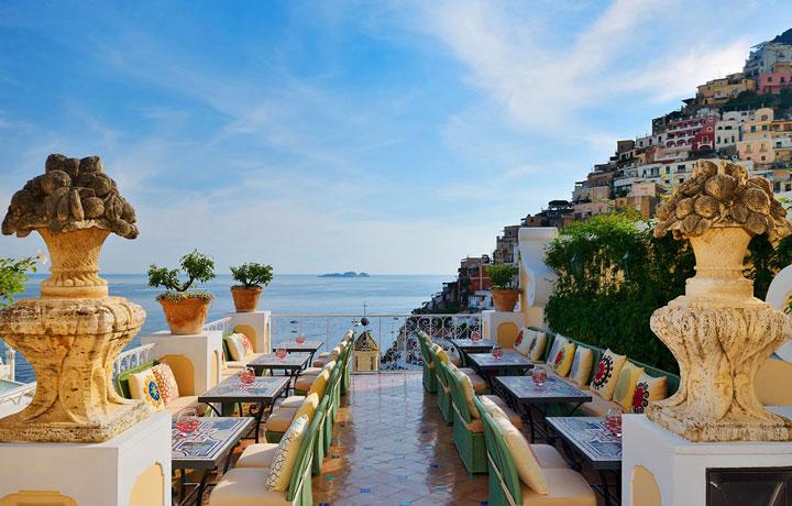 Best Luxury Hotels in Amalfi Coast, Le Sirenuse Positano