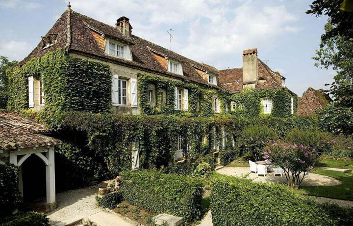 Best Luxury Hotels in Bordeaux & Dordogne, Le Vieux Logis Tremolat