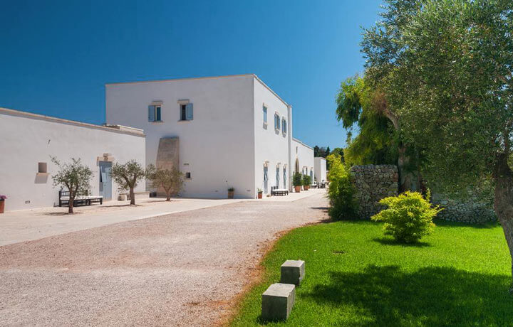 Best Luxury Hotels in Puglia, Masseria Montelauro Otranto