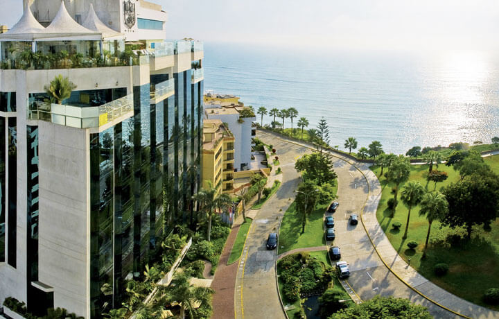 Best Luxury Hotels in Peru, Miraflores Park Hotel Lima