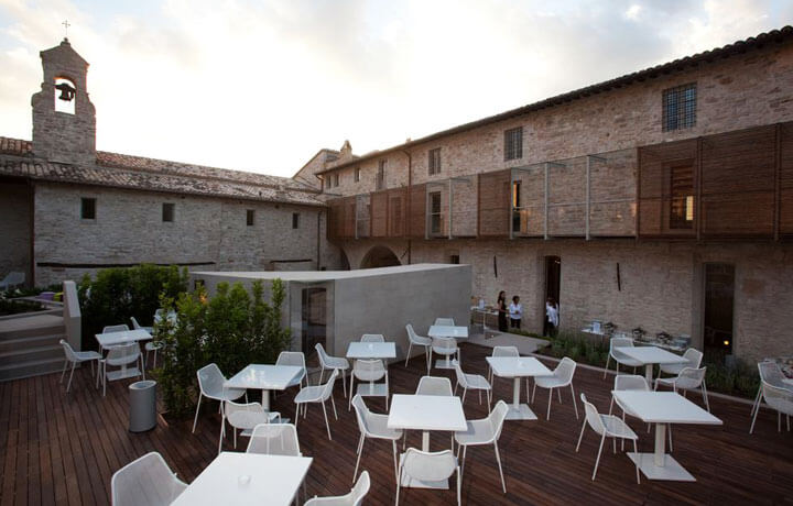 Best Luxury Hotels in Tuscany, Nun Assisi Relais e Spa Museum Assisi
