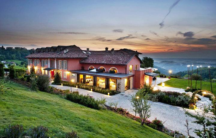 Best Luxury Hotels in Piemonte, Relais Villa d'Amelia Benevello