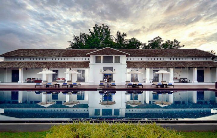 Best Luxury Hotels in Cambodia, Sofitel Luang Prabang