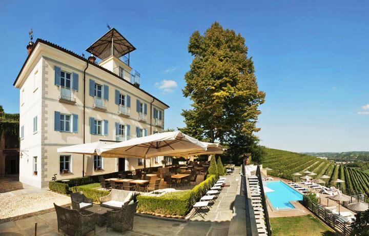 Best Luxury Hotels in Piemonte, Villa Tiboldi Canale