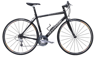 Cannondale Hybrid Bikes CANNONDALE FLAT BAR ROAD BIKE