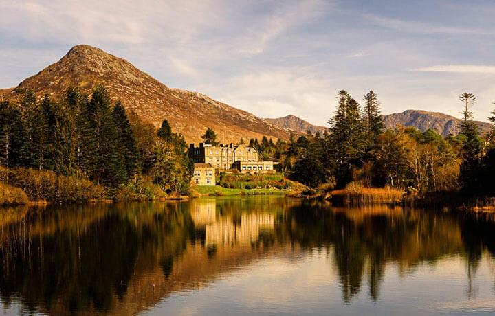 Ballynahinch Castle Connemara, Best Luxury Hotels in Ireland