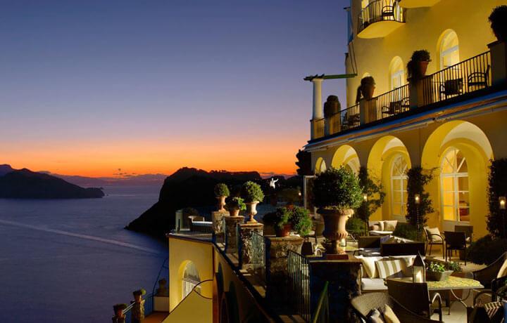 Best Luxury Hotels in Amalfi Coast, Caesar Augustus Anacapri
