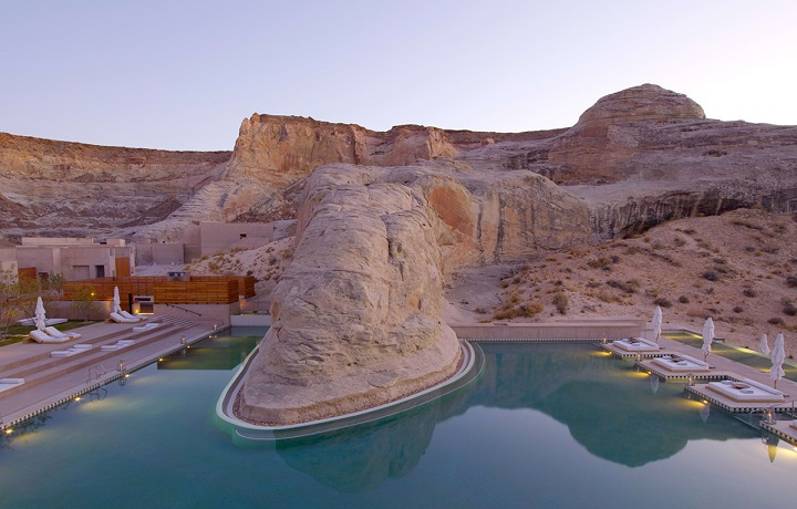 Amangiri Canyon Point, Best Luxury Hotels in United States