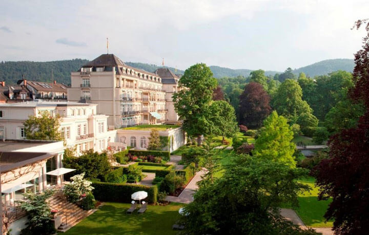 Brenners Park Hotel & Spa, Best Luxury Hotels in Germany