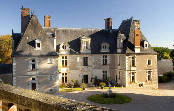 Best Luxury Hotels in Loire Valley, Château de Noizay Noizay
