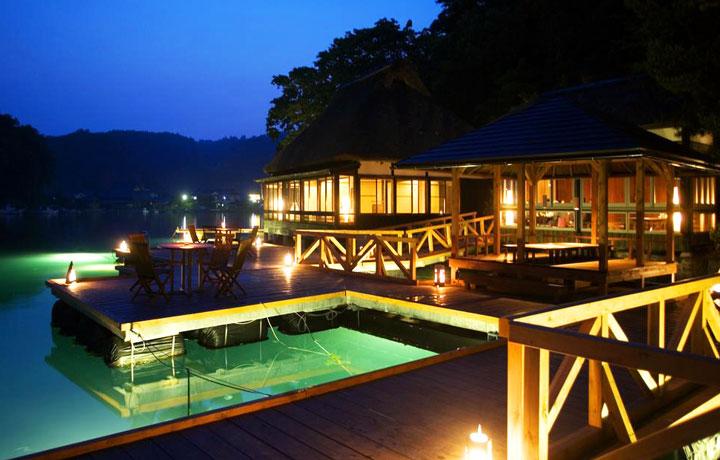 Best Luxury Hotels in Japan, Hyakurakuso Ryokan Noto