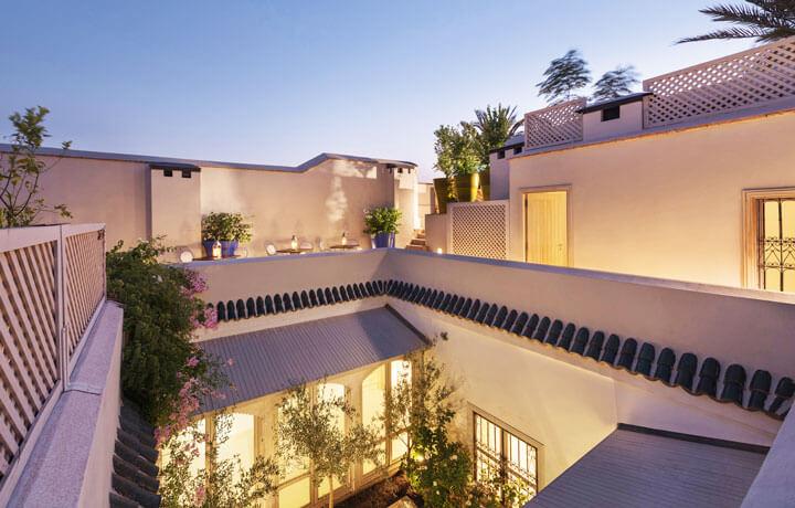 Best Luxury Hotels in Morocco, Riad Farnatchi Marrakech