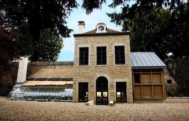Best Luxury Hotels in Burgundy, Bastion Ste. Anne Beaune