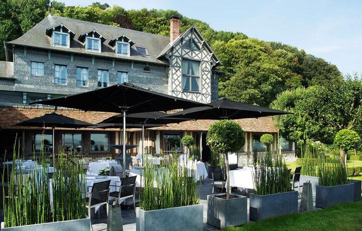 Best Luxury Hotels in Normandy & Brittany, Ferme St. Simeon Honfleur