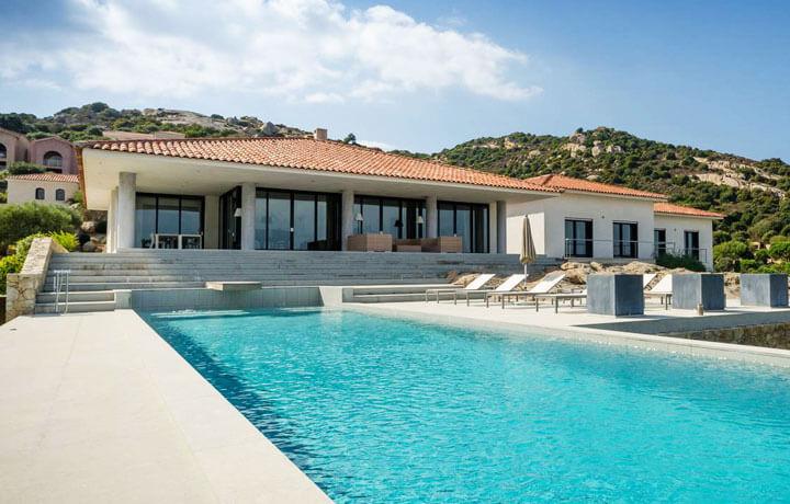 Best Luxury Hotels in Corsica, Hôtel La Villa Calvi