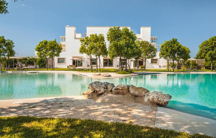 Best Luxury Hotels in Puglia, Furni Russi Tenuta Otranto