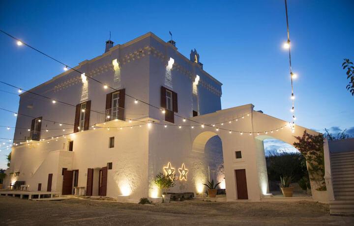 Best Luxury Hotels in Puglia, Masseria Torre Coccaro Savelletri