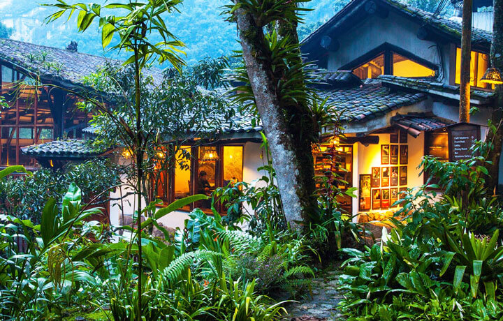 Best Luxury Hotels in Peru, Inkaterra Pueblo Hotel Machu Picchu