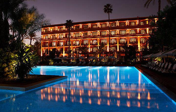 Best Luxury Hotels in Morocco, La Mamounia Marrakech