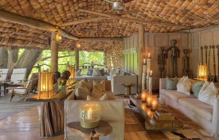 Best Luxury Hotels in Tanzania, Lake Manyara Tree Lodge