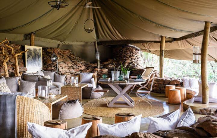 Best Luxury Hotels in Tanzania, Faru Faru Lodge Grumeti Reserves
