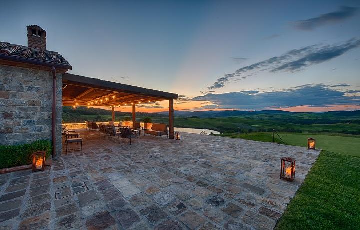 Best Luxury Hotels in Tuscany, Castiglion del Bosco