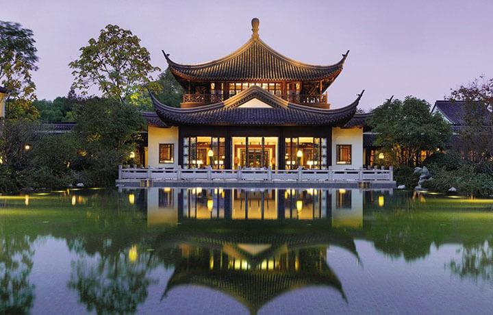 Best Luxury Hotels in China, Four Seasons Hotel Hangzhou