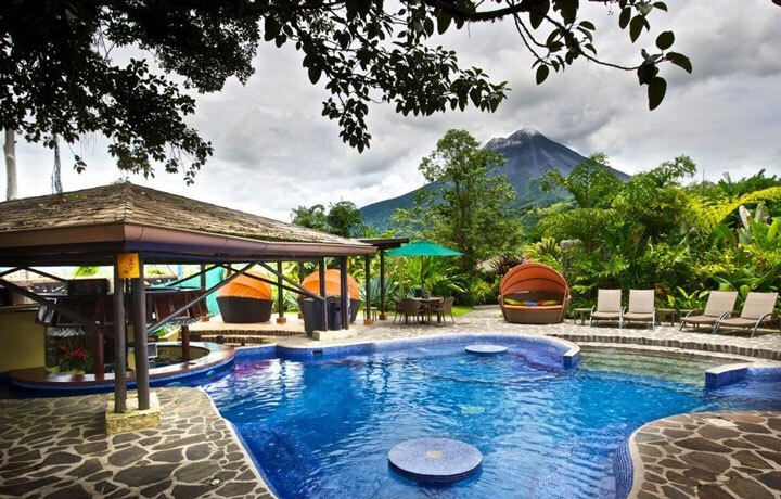 Best Luxury Hotels in Costa Rica, Arenal Nayara La Fortuna de San Carlos