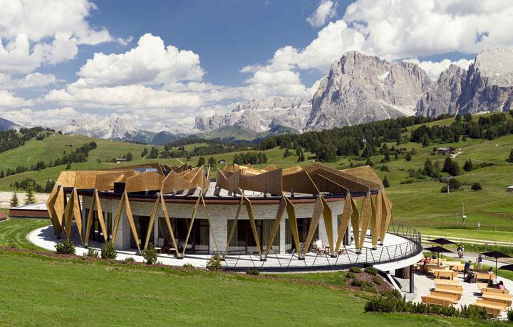 Best Luxury Hotels in Veneto, Alpina Dolomites Compatsch