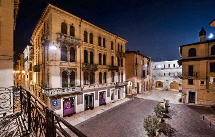 Best Luxury Hotels in Veneto, Palazzo Victoria Verona