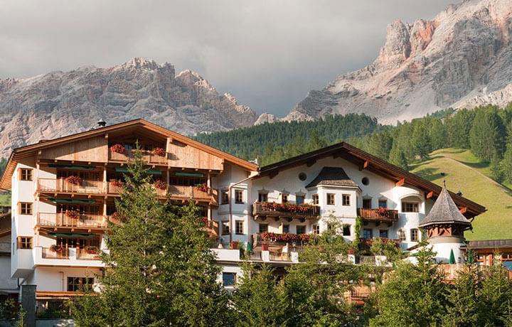 Best Luxury Hotels in Veneto, Rosa Alpina San Cassiano