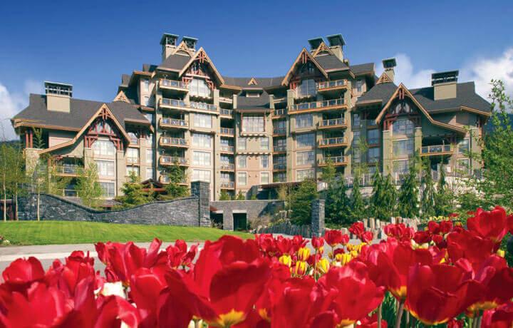 Best Luxury Hotels in United States, Four Seasons Resort Whistler
