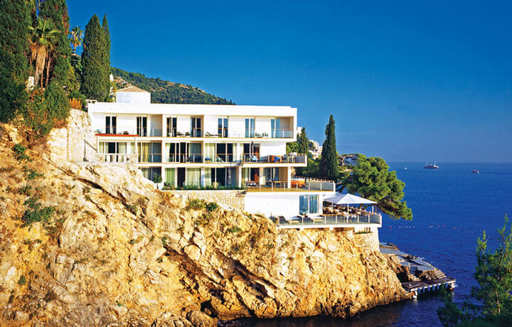 Best Luxury Hotels in Croatia, Villa Dubrovnik